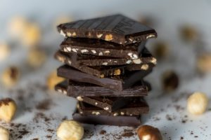 نسبت رنگ شکلات با طعم آن